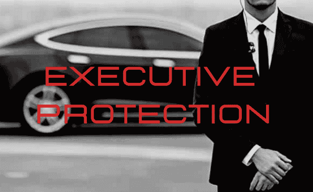 Executive Protection officer Edinburgh