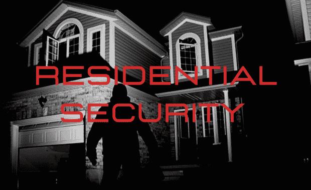 Residential security Edinburgh